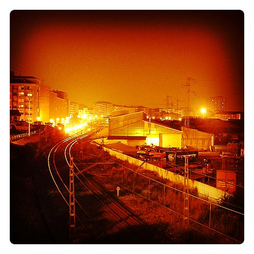 Torrelavega - ferrocarril