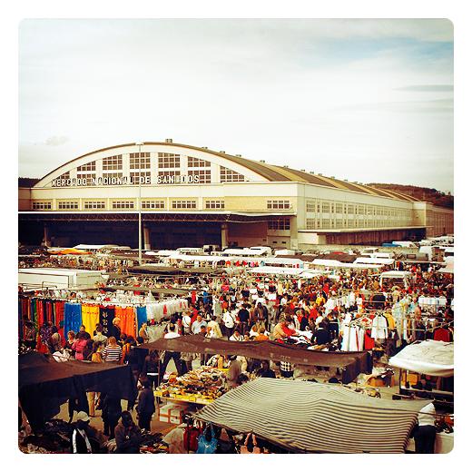 Torrelavega - mercado