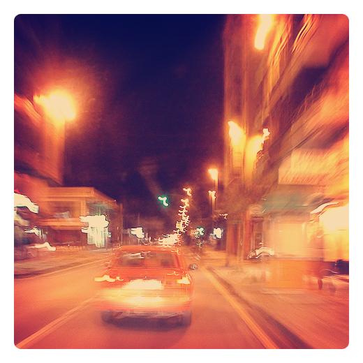 Torrelavega - noche
