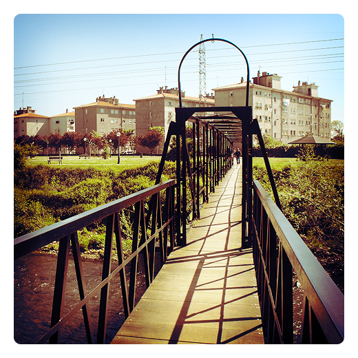 Torrelavega - puente