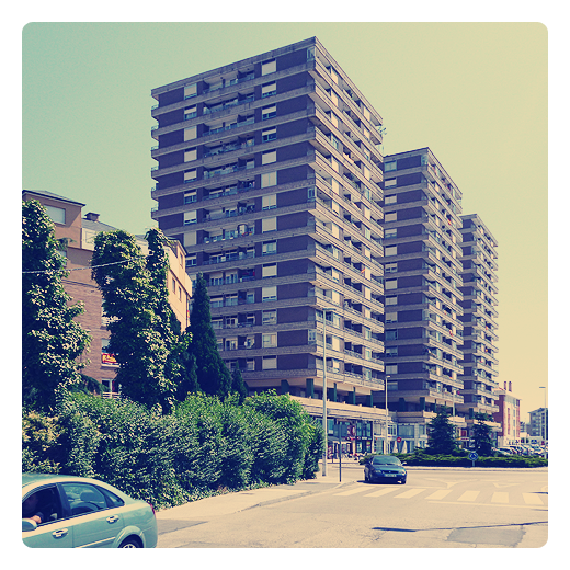 Torrelavega - tres torres
