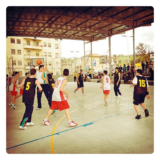 Torrelavega - basket - La Llama