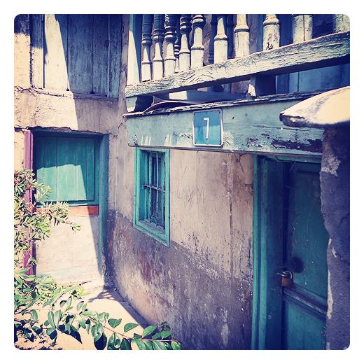 Torrelavega - casa vieja
