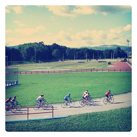 Torrelavega - ciclistas