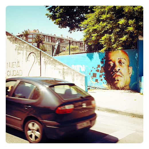 Torrelavega - graffiti