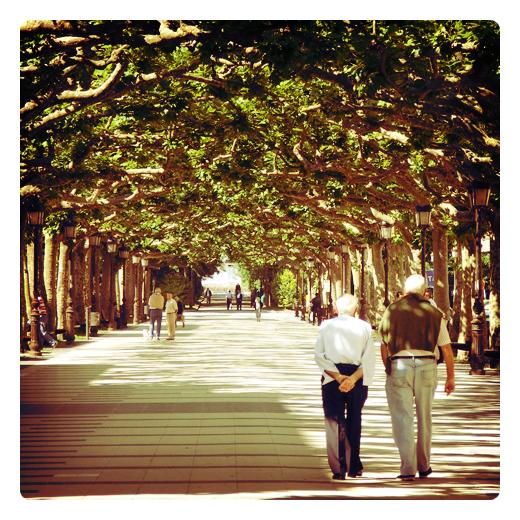 Torrelavega - paseo