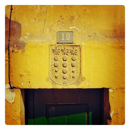 Torrelavega - roeles, escudo