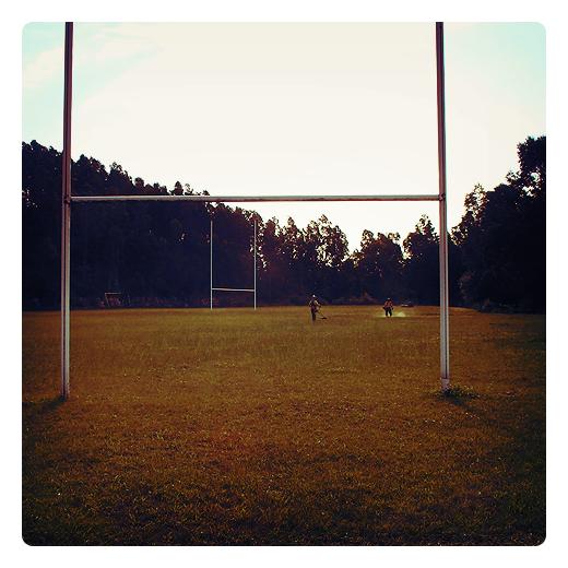 Torrelavega - campo de rugby