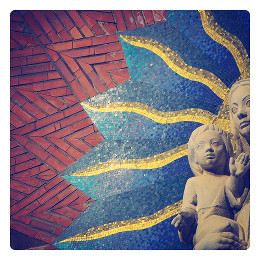 Torrelavega - mosaico