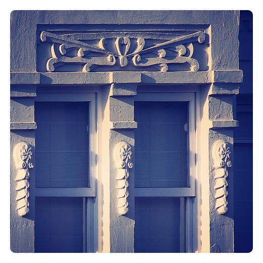 Torrelavega - ornamento modernista