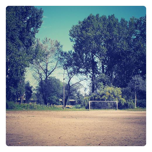 Torrelavega - campo de futbol