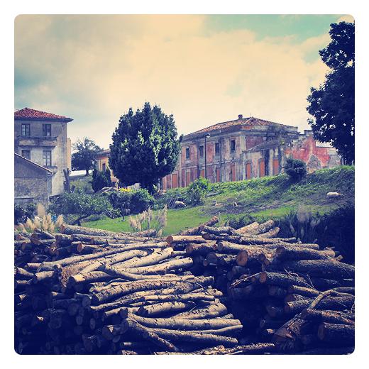 Torrelavega - estacion abandonada