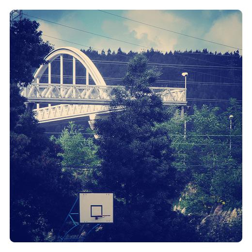 Torrelavega - pasarela peatonal