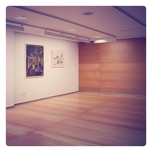 Torrelavega - sala exposiciones