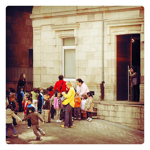 Torrelavega - visita escolar