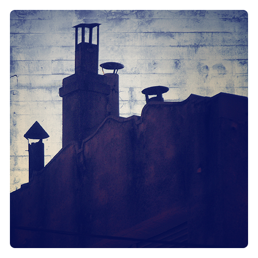 Torrelavega - escena nocturna