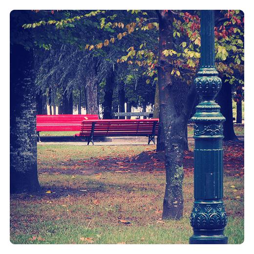 Torrelavega - otoño