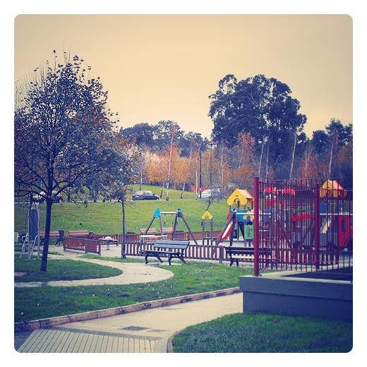 Torrelavega - parque infantil