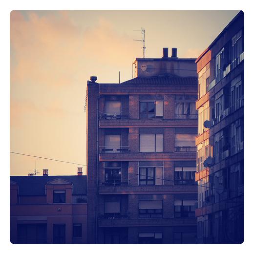 Torrelavega - rayo de sol