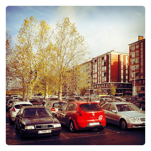 Torrelavega - aparcamiento