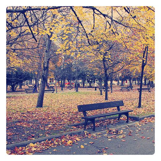 Torrelavega - fin del otoño