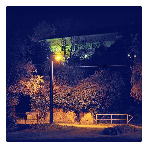 Torrelavega - nocturno