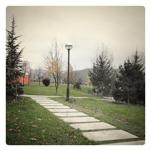 Torrelavega - pasos de piedra