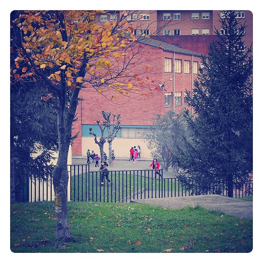 Torrelavega - patio colegio