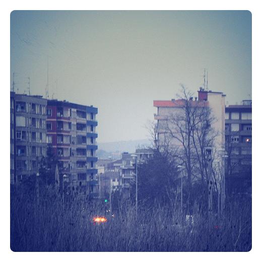 Torrelavega - resplandor