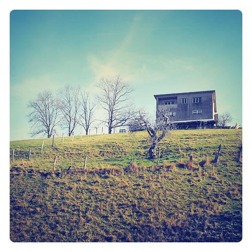 Torrelavega - casa de la colina