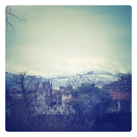 Torrelavega - cumbres nevadas