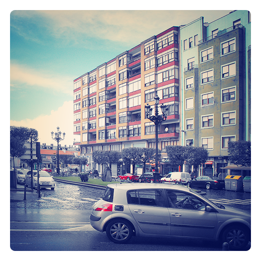 Torrelavega - plaza estacion