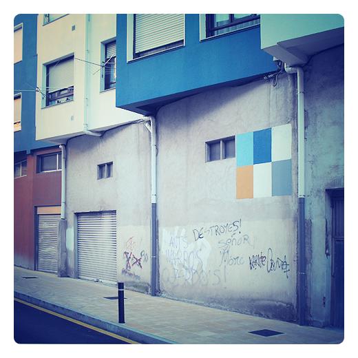 Torrelavega - prueba de colores