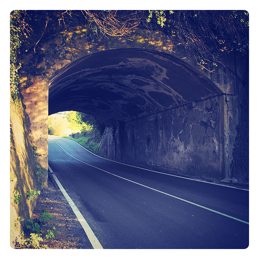 Torrelavega - tunel de La Montaña