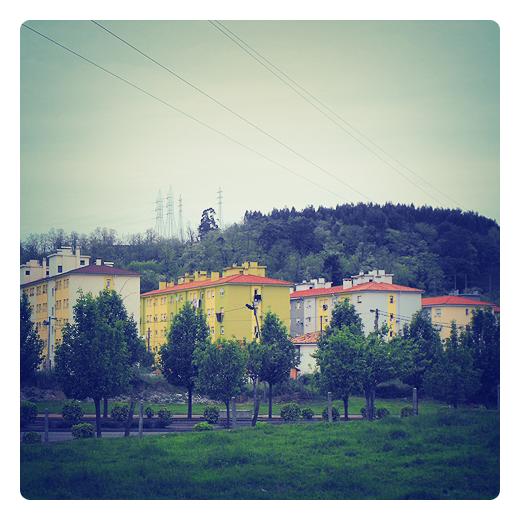 Torrelavega - color bloque