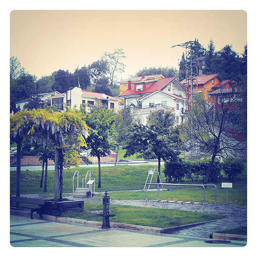Torrelavega - parque de mayores